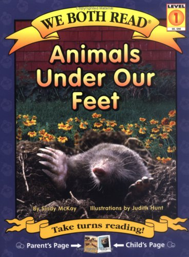 Animals Under Feet Both Read product image