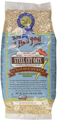 Bob's Red Mill Oats Steel Cut - 24 oz