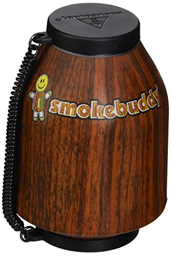 smokebuddy Original Wood - Forced Air Vaporizer