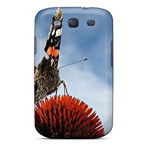 Premium [HbLHLml2852Letab]colourful Butterfly Case For Galaxy S3- Eco-friendly Packaging