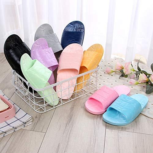 La Pour Polyvalentes Rose Dans Chambre Coucher De Shoe Maison Pantoufles À Simples Foncé Bain Et Sandales Qsy Salle nXRAwHqYxx