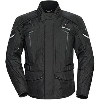 TourMaster Men's Transition Series 5 Jacket (Black, Large)