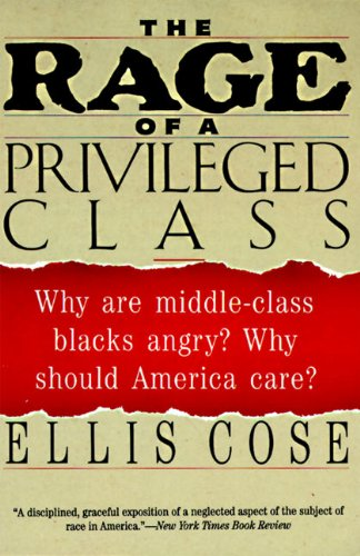 Rage Privileged Class Middle Class America product image