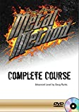 Metal Method: Complete Guitar Course - DVD - Advanced Level