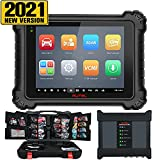 Autel MaxiSys MS919 2021 Top Intelligent Automotive Diagnostic Scanner, Upgraded Ver. of MS909, with 5-in-1 VCMI, Topology, OE-TSB, Repair Assist, Database, ECU Programming & Coding, 36+ Services