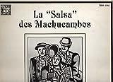 La ''Salsa'' des Machucambos [LP RECORD]