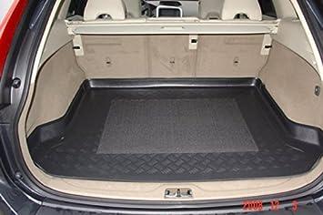 2 SUV//5 7-Sitzer 10//2008-3 Sitzreihe umgeklappt Kofferraumwanne mit Anti-Rutsch passend f/ür Nissan Qashqai
