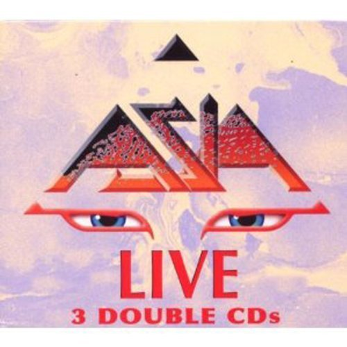 Live by Asia (2010-11-30) (Asia Live Cd)