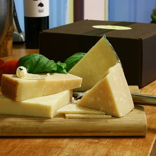 Formaggio della Cucina (Italian Cooking Cheeses) in Gift Box (30 ounce) (Italian Cooking Gifts)