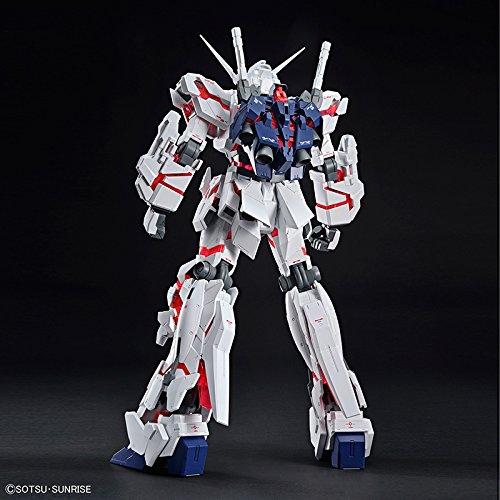 Bandai Hobby Mega Size 1/48 Unicorn Gundam [Destroy Mode] Gundam UC Model Kit Figure by Bandai Hobby (Image #7)