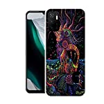 MK Products Printed Back Cover for Poco M3 Pro (Design no.125)