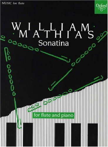 Sonatina for flute and piano (Oxford Music for Flute)