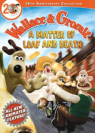 Amazon Wallace and Gromit A Matter of Loaf or Death