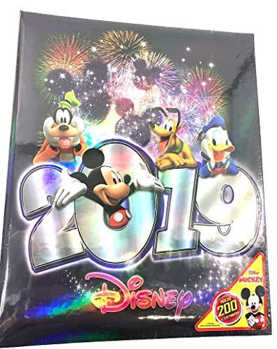 Disney Mickey Mouse 2019 Castle 200 Picture Photo Album 4x6