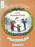 Suzette and Nicholas and the Seasons Clock, Marie-France Mangin, 0399208321