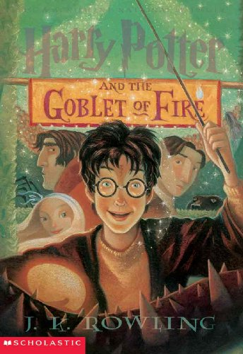 (Harry Potter And The Goblet Of Fire (Turtleback School & Library Binding)