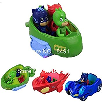 PJ Masks juguetes - PJ Masks Toys Cars and Figures Popular Cartoon Figure Toys