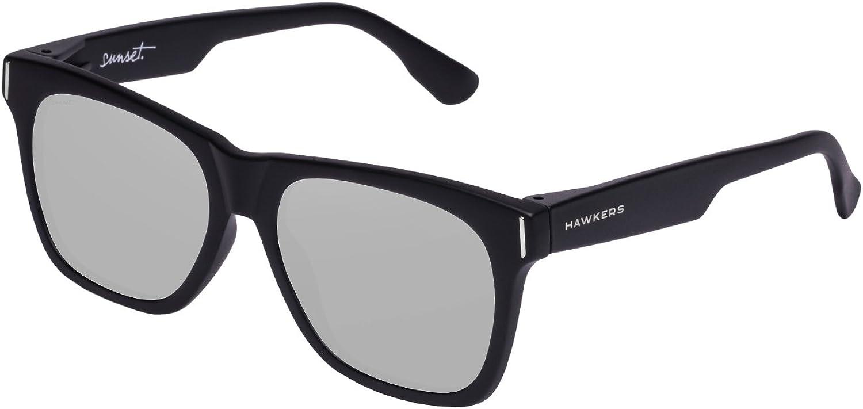 HAWKERS · SUNSET · Carbon Black · Silver · Gafas de sol para ...
