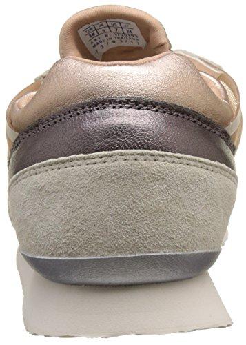 Le Coq Sportif ECLAT ATL Metallic Leather Mix, Formatori Bassi Donna Multicolore (Multicolor)