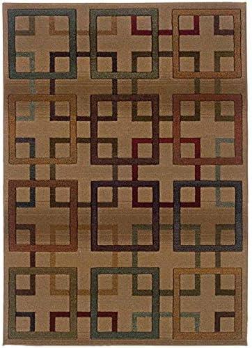 Oriental Weavers 096J Genesis Area Rug