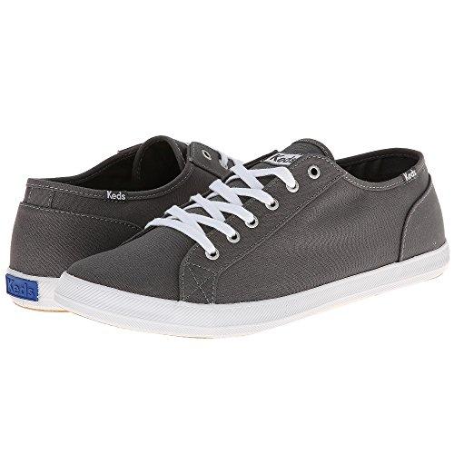 Keds Walking Shoes - Keds Men's Roster LTT Canvas Sneaker,Graphite,9 M US