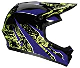 Bell Transfer-9 Helmet Yellow/Purple Hydra, S