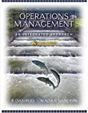 img - for Operations Management - An Integrated Approach (3rd, Third Edition) - By Reid & Sanders book / textbook / text book