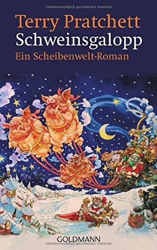 Schweinsgalopp: Ein Scheibenwelt-Roman Taschenbuch – 1. Mai 2003 Terry Pratchett Andreas Brandhorst Goldmann 3442437792