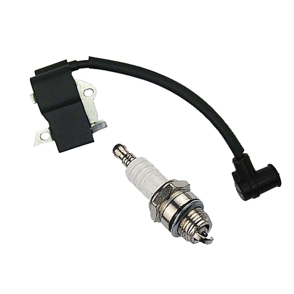 XCSOURCE Pompa di carburante 188-512 della lampadina dello schiocco della pompa di 10pcs per il carburatore della sega a catena del regolatore di STIHL McCULLOCH BI698