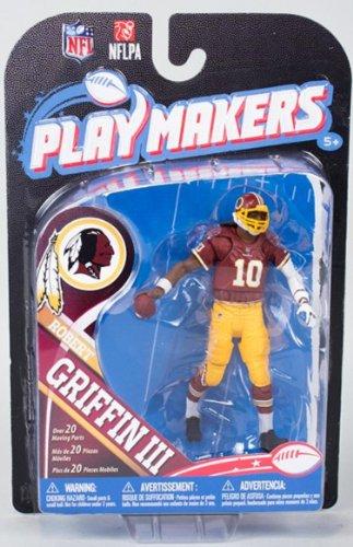 NFL Washington Redskins 2013 Playmaker Series 4 Robert Griffin III Action Figure -