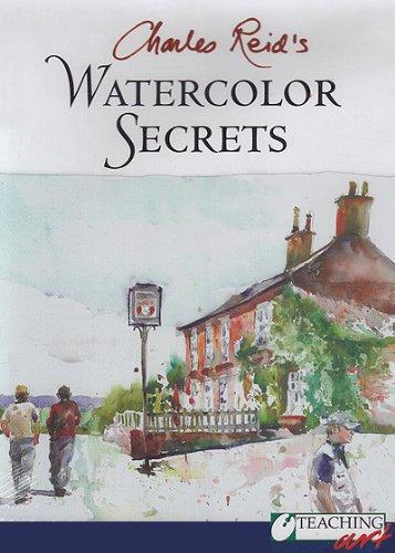 Charles Reid Watercolor Secrets DVD ()
