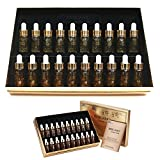 Bergamo / Luxury Gold Collagen & Caviar Wrinkle Care Repair Ampoule Set 13ml * 20ea /Korean Cosmetics