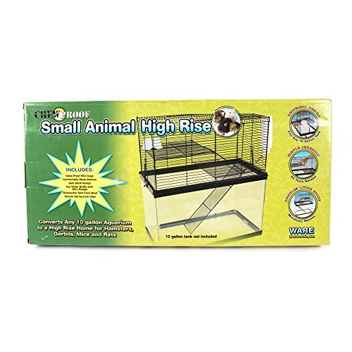 Ware Manufacturing Chew Proof High Rise Pet Cage for Small Pets by Ware Manufacturing (Image #3)