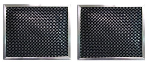 MaxLLTo 2-Pack Ductless Range Hood Filter for 30