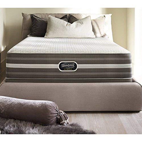 Simmons Beauty Rest Recharge Hybrid Plush Mattress Air