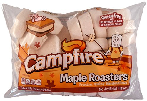 Campfire Maple Roasters Premium Marshmallows 12oz by Campfire