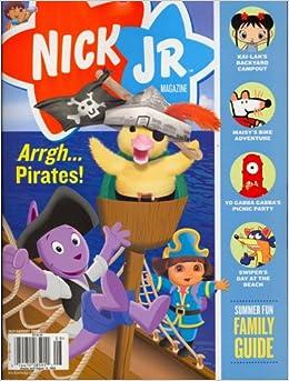 Nick jr books for free