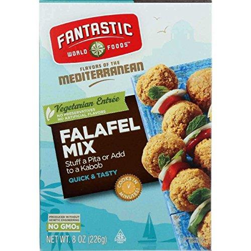 (Fantastic World Foods - Falafel Mix, 8 oz. (Pack of 6))