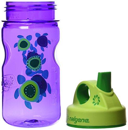 Nalgene Grip 'n Gulp Sea Turtles Bottle, ()