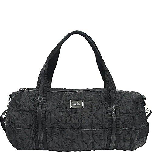 nicole-miller-new-york-city-life-duffle-bag-black