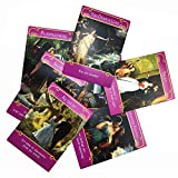44 PCS The Romance Angels Tarot Oracle Cards Deck