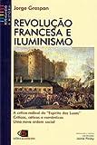 capa de Revolução Francesa e Iluminismo