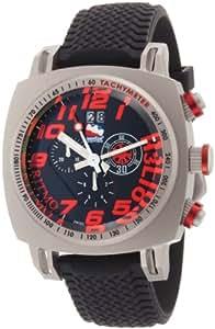 Ritmo Mundo Men's 221/3 Titanium Red INDYCAR Series Limited Edition Watch