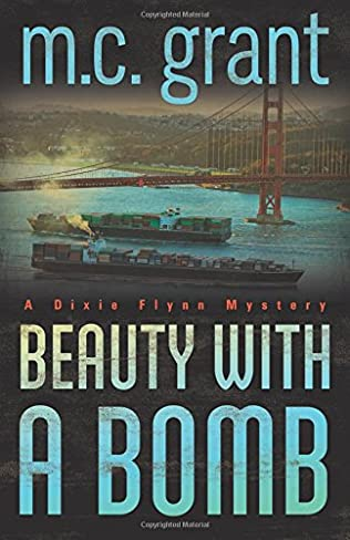book cover of Beauty with a Bomb