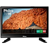 Tv Ptv16S86D Led, Philco, 099163006, Preto, 16""