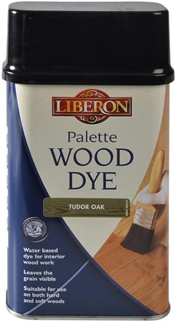 Liberon Tinte Para Madera PAL) – Tudor Roble 500 ml: Amazon ...