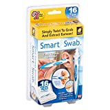 Smart Swab Spiral Ear Cleaner. Safe Ear Wax Removal Kit