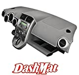 DashMat Ltd Ed. Dashboard Cover Saturn Vue (Polyester, Gray)