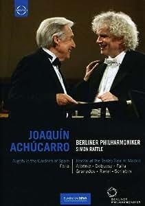 Achucarro - Falla and Friends [Alemania] [DVD]