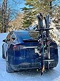 BUZZRACK BUZZSKI - Hitch Mounted ski & Snowboard